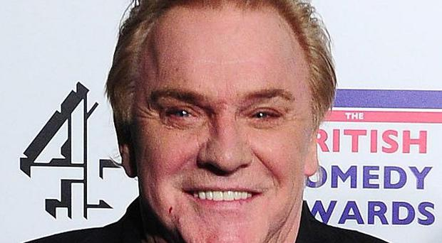 Freddie Starr has been arrested for a third time over allegations of sex offences