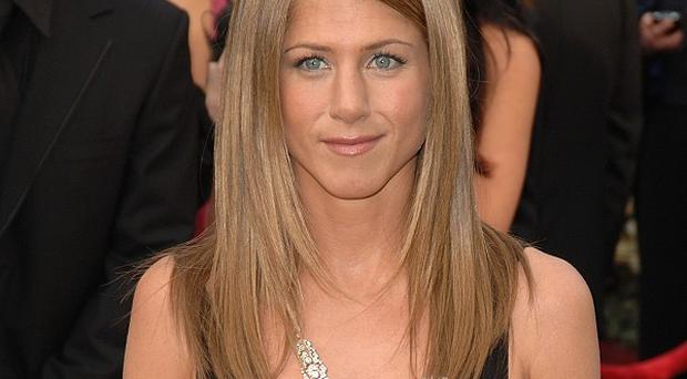 Jennifer Aniston spent her birthday with friends instead of her fiance