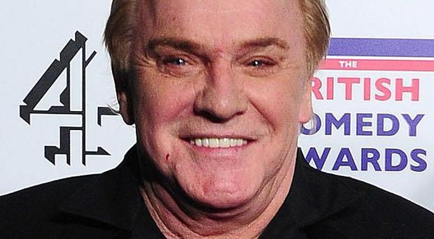 Freddie Starr was first held by police in November 2012