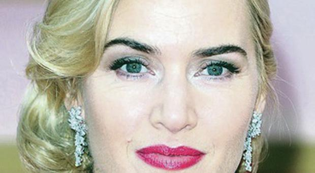 No hang-ups: Kate Winslet