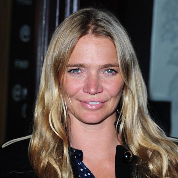 Jodie Kidd has told how she has found love again