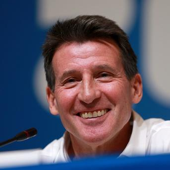 Lord Coe will captained a team against one lead by comic John Bishop for the Clash Of The Titans Sport Relief events