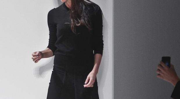 Victoria Beckham has admitted she was at her happiest in America