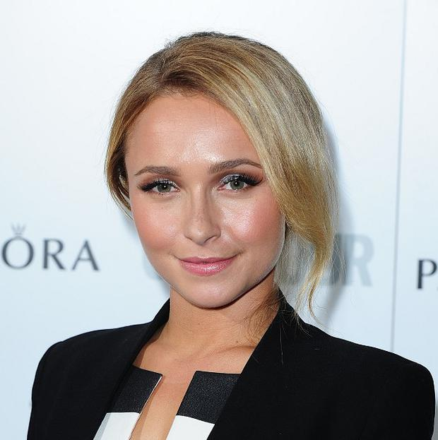 Hayden Panettiere played cheerleader Claire Bennet in Heroes