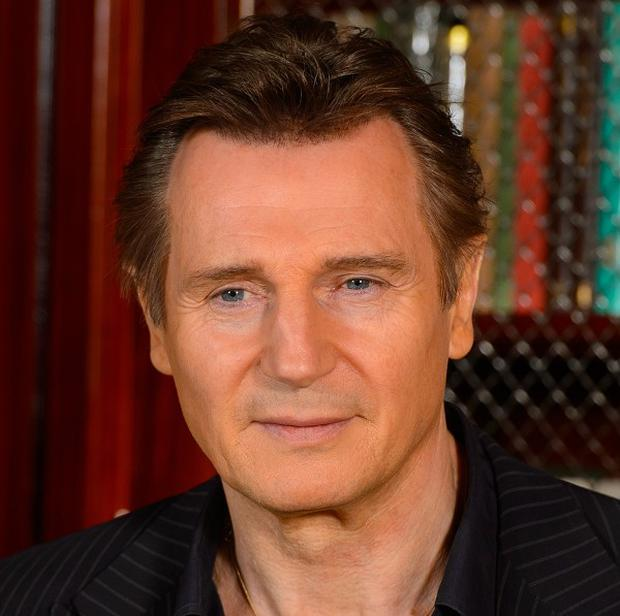 Liam Neeson has talked about losing wife Natasha Richardson