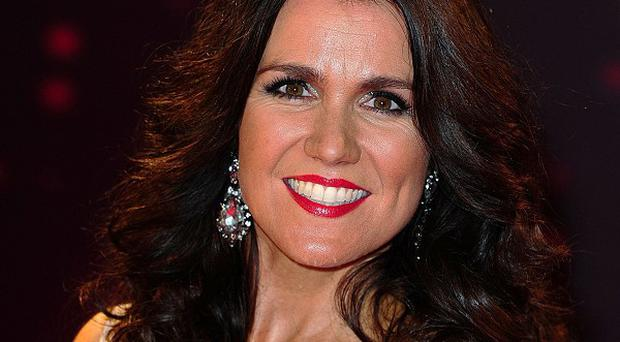 Susanna Reid has apparently split from her partner