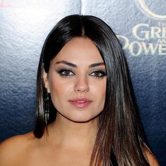 Mila Kunis is believed to have got engaged to Ashton Kutcher