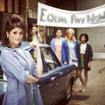 Gemma Arterton will star in Made In Dagenham the musical