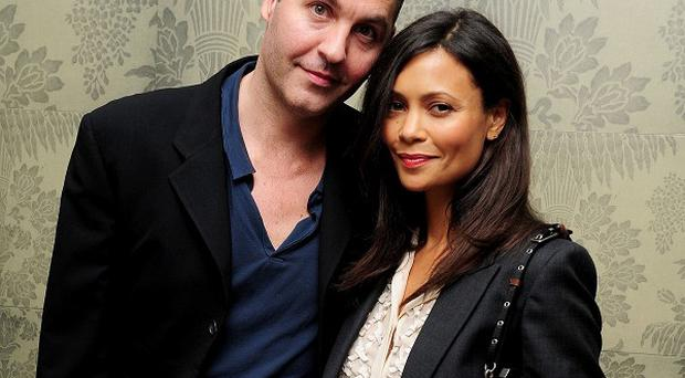 Thandie Newton and Ol Parker have welcomed a son