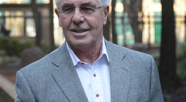 Max Clifford arrives at Southwark Crown Court, London