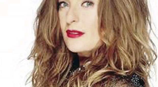 Molly Smitten-Downes, who appeared on the UK launch of the Eurovision Song Contest