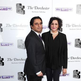 Sanjeev Bhaskar and Meera Syal were part of the Goodness Gracious Me cast