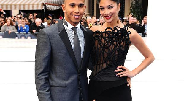 Lewis Hamilton and Nicole Scherzinger are reportedly engaged