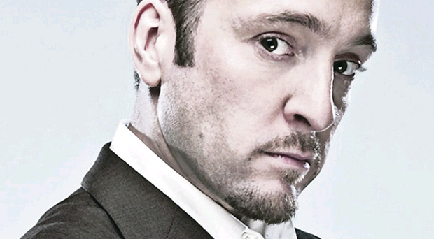 Derren Brown wowed the audience at the Grand Opera House