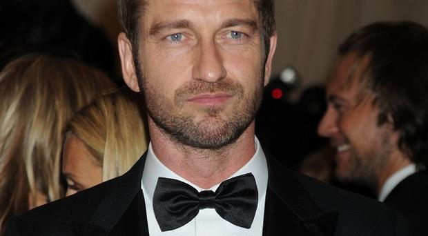 Gerard Butler surprised hen party guests in Australia
