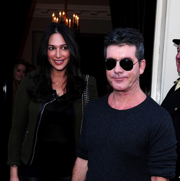 Simon Cowell and Lauren Silverman have a nanny for their son Eric