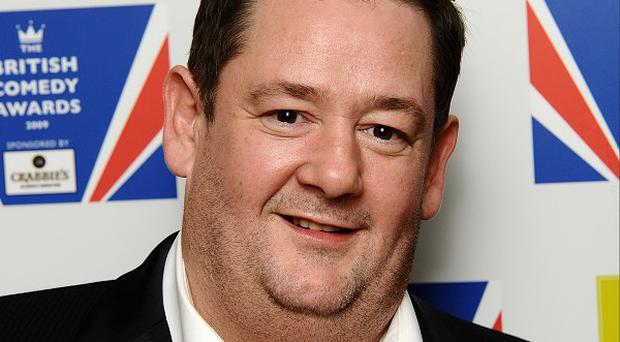 Johnny Vegas will return for the new series of Benidorm
