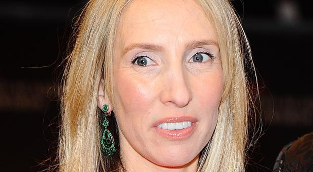 Sam Taylor-Johnson described Fifty Shades Of Grey as a 'dark fairy tale'