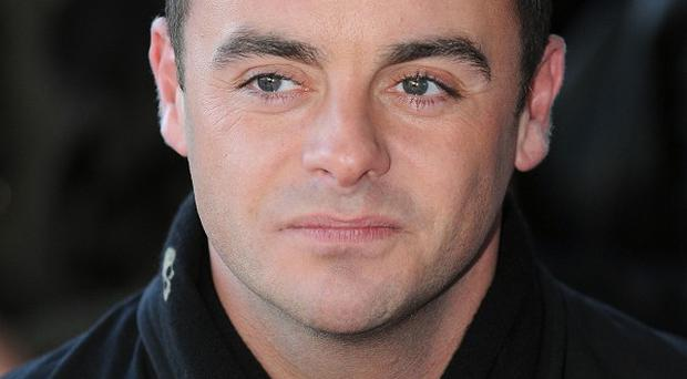 Ant McPartlin has tweeted to say he is fine after he was assaulted outside a pub