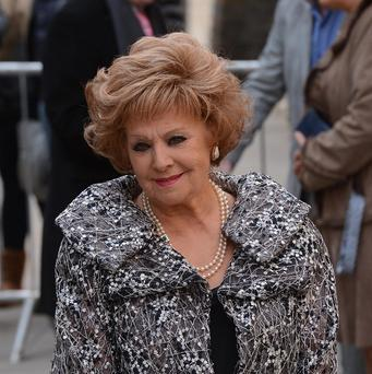 Barbara Knox plays Rita Tanner in Coronation Street