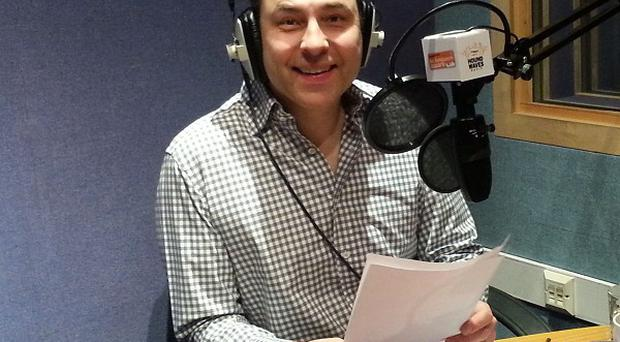 David Walliams is going to voice Charley the Cat in a series of safety ads