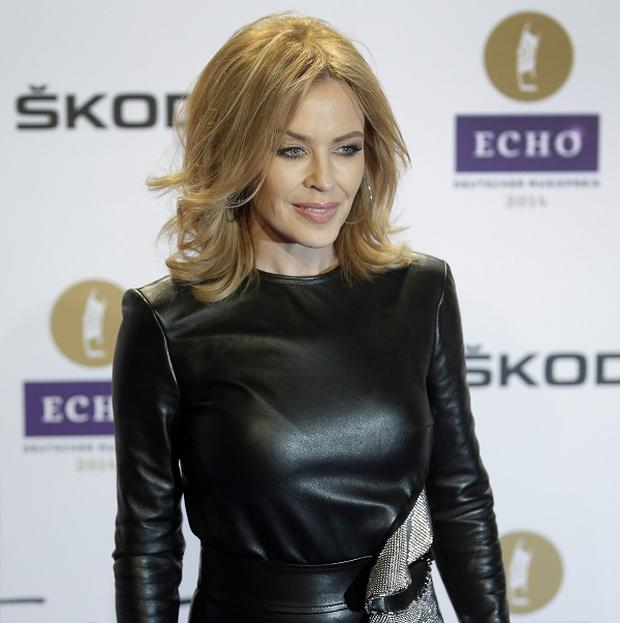 Kylie Minogue was with Andres Velencoso for five years