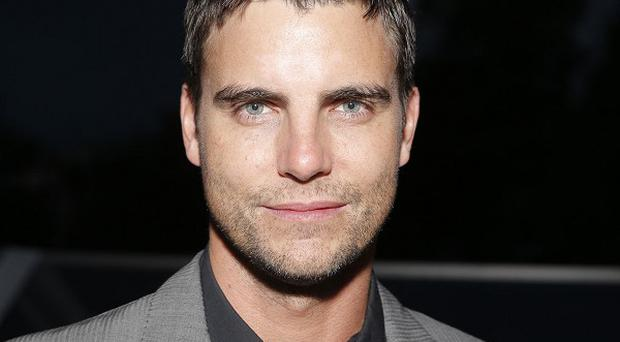 Colin Egglesfield was arrested at the weekend