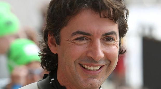 Jean-Christophe Novelli now wears a hearing aid