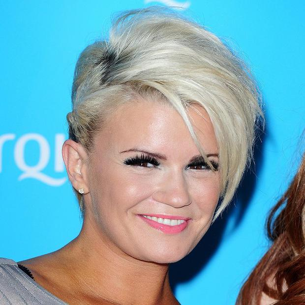 Kerry Katona has given birth to a baby girl