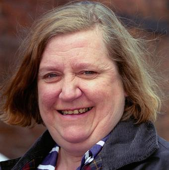 Clarissa Dickson Wright died last month aged 66