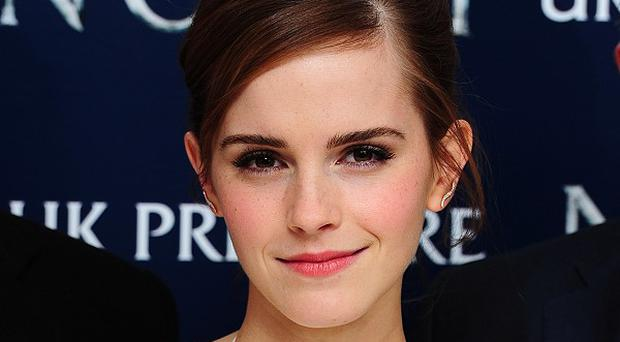 Emma Watson is planning a graduation party