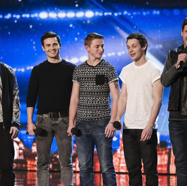 Collabro have impressed Simon Cowell so much that he is reportedly signing them up to his record label
