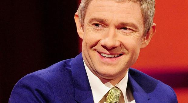 Martin Freeman says he doesn't like long-running roles
