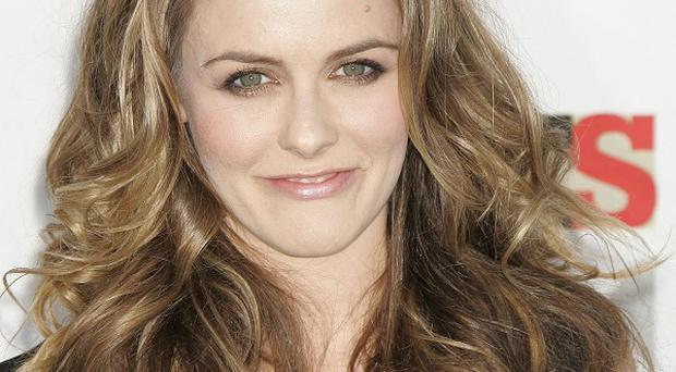 Alicia Silverstone welcomed her son Bear in 2011