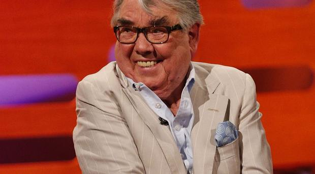 Ronnie Corbett has appeared on Graham Norton's TV show