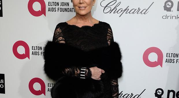 Kris Jenner has wished estranged husband Bruce a happy anniversary