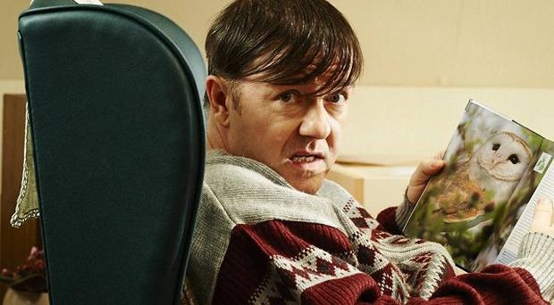 Ricky Gervais says he is thinking about making a third series of Derek