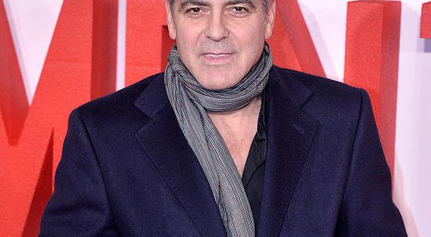 George Clooney is at the centre of engagement rumours
