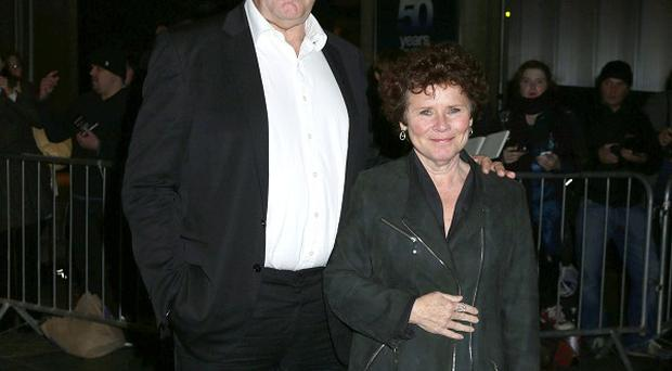Jim Carter and Imelda Staunton have joined forces to read war poetry
