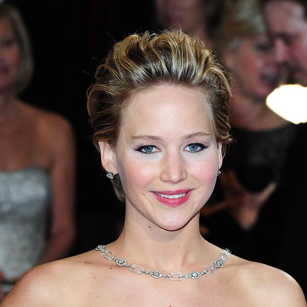 Jennifer Lawrence has topped FHM's list of the world's sexiest women