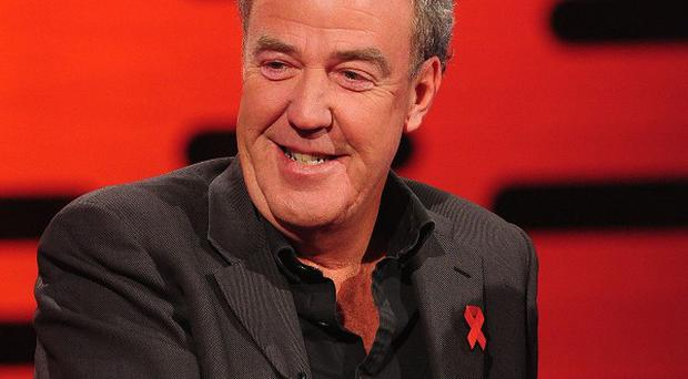 Jeremy Clarkson has denied a claim made in the Daily Mirror