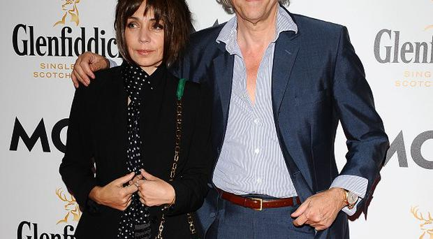 Bob Geldof and Jeanne Marine have reportedly got engaged