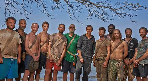 Bear Grylls left 13 men to go it alone on The Island With Bear Grylls