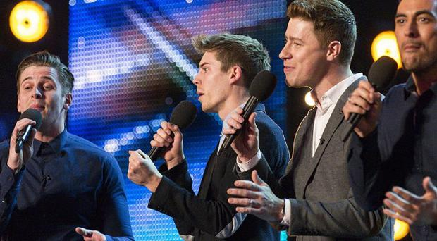 Jack Pack didn't get chance to audition for Simon Cowell on Britain's Got Talent