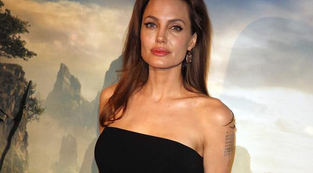 Angelina Jolie never expected to be a mum