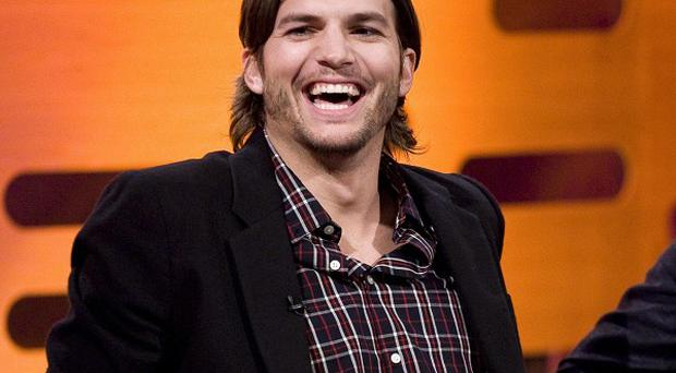 Ashton Kutcher is expecting a child with Mila Kunis