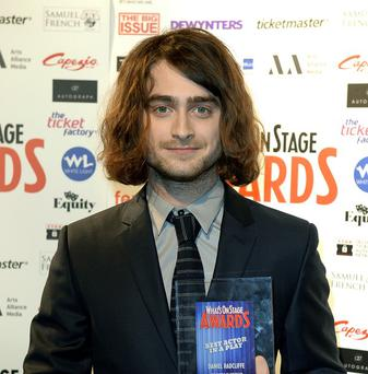 Daniel Radcliffe's success on stage has wowed Melvyn Bragg