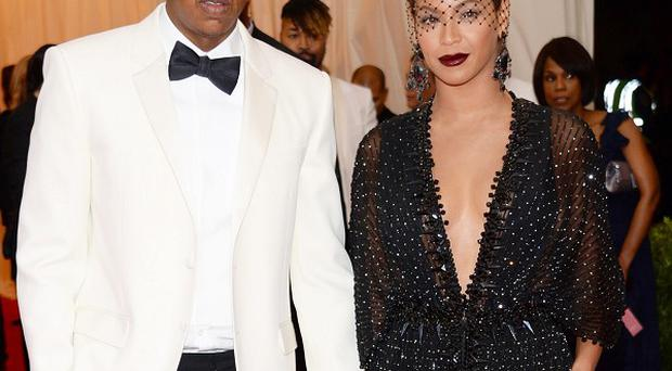 Beyonce, Jay Z and Solange say they are moving on since a video leaked this week of Solange attacking Jay Z in a lift (AP)