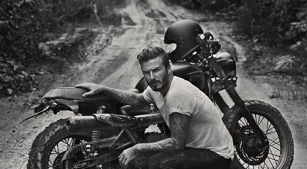 David Beckham visited the Amazon for TV documentary Into The Unknown