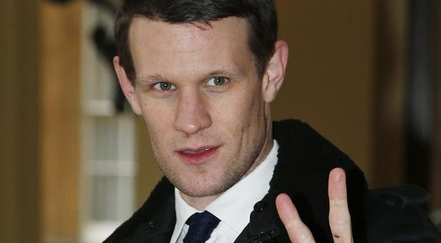Matt Smith says he'd love to make a return to Doctor Who